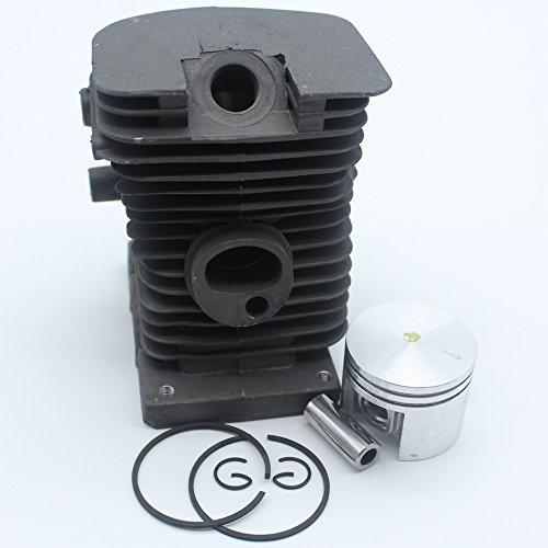 Anelli placcato 38mm Nikasil cilindro pistone motore motore kit per Stihl MS180MS170018017170180motosega