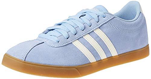 adidas Mujer Courtset Zapatillas Azul, 39 1/3