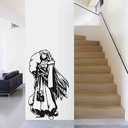 Tianpengyuanshuai muurtattoo, vinyl, muurstickers, decoratie thuis, decoratie, anime, auto, sticker