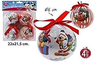 Addobbi Natalizi Disney.Amazon It Disney Natale Addobbi E Decorazioni Per Ricorrenze