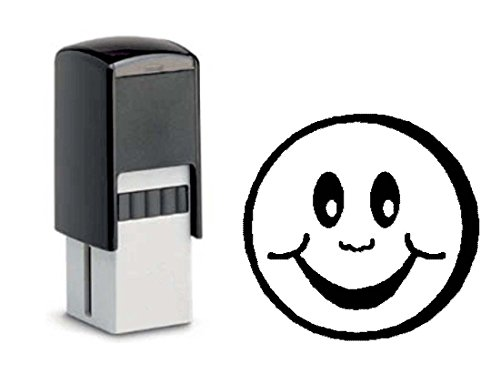 Bonuskartenstempel SMILEY - Stempel mit Motiv - für Bonuskarte Verkauf Bonus