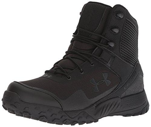 Under Armour Valsetz Rts 1.5, Stivali da Escursionismo Donna, Nero (Black/Black/Black 001), 37.5 EU
