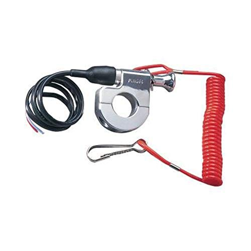 Pingel Tether Kill Switch for 7/8in. Handlebars 640