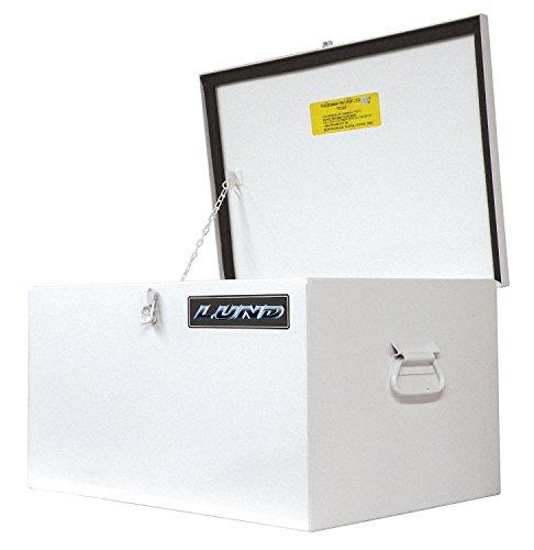 lund 88024t steel job site tool box