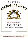 CHÂTEAU GRAND PUY DUCASSE 1988 // 5ème Cru Classé//