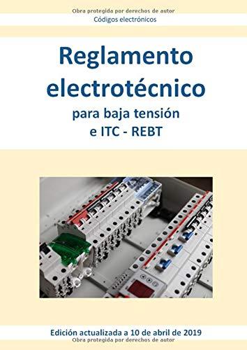 potente para casa Códigos eléctricos ITC y de baja tensión – REBT: – Actualizado antes del 10 de abril…