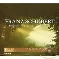 Schubert: Die Sinfonien / The Symphonies