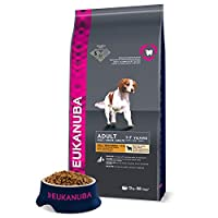 For small and medium adult dogs with a sensitive skin and digestion who prefer the taste of lamb Easy-to-digest proteins and beet fibre aid the absorption of nutrients and encourage a healthy digestion Valuable calcium and a good balance of nutrients...