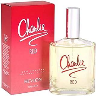 Charlie Red Eau Fraiche by Revlon 100ml Eau de Toilette
