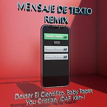 Mensaje de Texto (Remix)