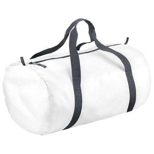 BagBase Sac à Dos Unisexe BG150WHIT - Blanc - Taille M