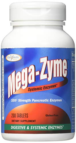 Mega-Zyme by Enzymatic Therapy