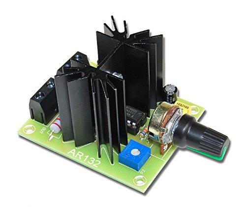 ArliKits AR132 Leistungsregler Temperaturregler Drehzahlregler Motor Speed Controler Bausatz