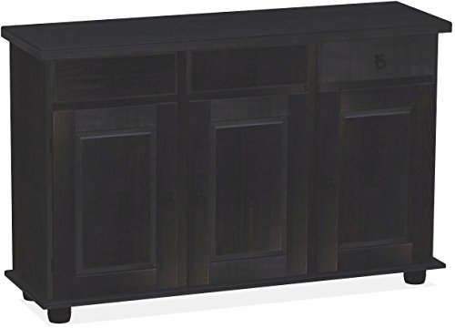 sideboard ebenholz