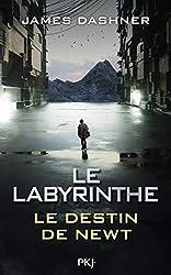 Le Labyrinthe - Le destin de Newt de James DASHNER