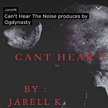 Can't hear the noise