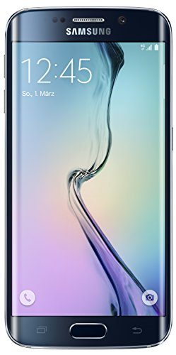 Samsung Galaxy S6 Edge Smartphone (5,1 Zoll (12,9 cm) Touch-Display, 64 GB Speicher, Android 5.0) schwarz