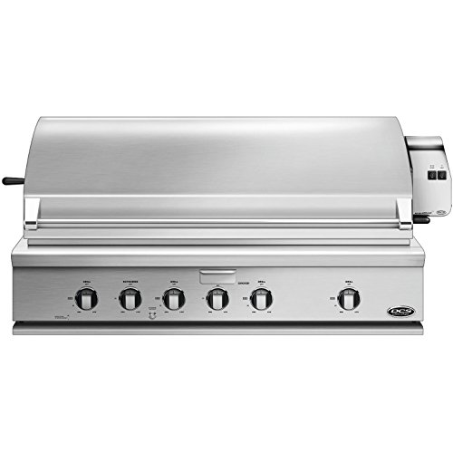 DCS 48-Inch Built-In Natural Gas Grill with Rotisserie
