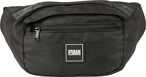 Urban Classics Top Handle Shoulder Bag Umhängetasche, 33 cm, Black