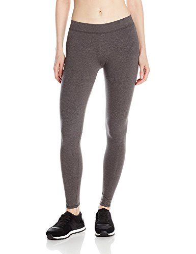 Pact Women's Black Long Legging-Small