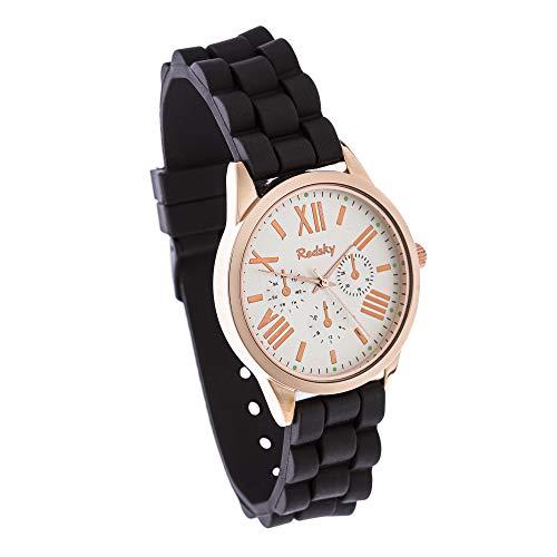 Reloj de Mujer G-Style Correa de Goma Relojes Pulsera (RBW-10)