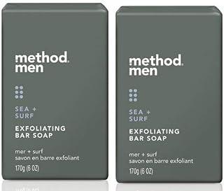 Method - Men's Bar Soap Sea Surf 6oz - 2-PACK