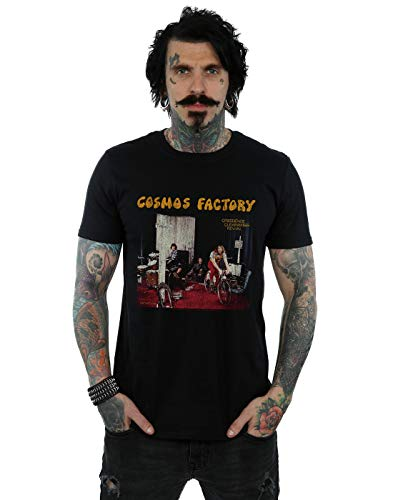 Absolute Cult Creedence Clearwater Revival Homme Cosmos Factory T-Shirt Noir X-Large