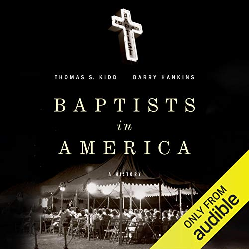 Baptists in America cover art