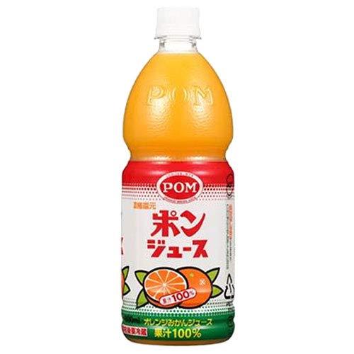 えひめ飲料 POM ポンジュース PET 800ml×6本入【×2ケース:合計12本】