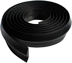 Vat Industries - Universal Weather Stripping Seal for Garage Door Threshold - 11/16 Inch Thick 20 Feet Length