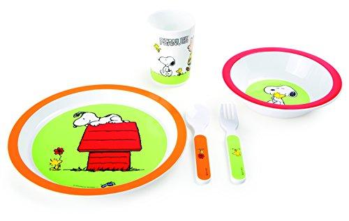 Legler Vaisselle pour Enfant Multicolore Motif Cacahuètes