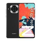 """CUBOT Note 20 Pro Móviles Libres, 128GB + 8GB Smartphone, Pantalla 6.5"""" HD+, 20MP Quad cámara,..."""