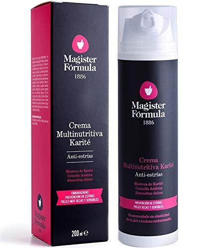 Crema antiestrías para embarazadas Magister Fórmula