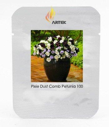 Pinkdose® 2018 Heißer Verkauf Pixie Staub Kombination Petunie Einjährige Pflanze Bonsai Blumensamen, professionelle Pack, 100 Samen/Pack E3299