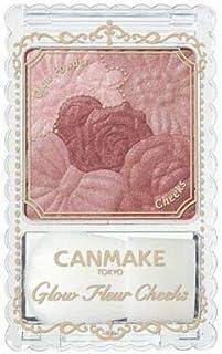 井田制药CANMAKE 花瓣雕刻腮红 14 单品 玫红色 6.1 g