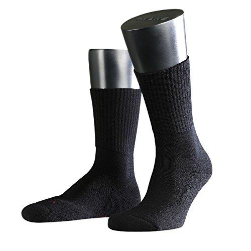 Falke Unisex Socken Walkie Light 3er Pack, Größe:39/41;Farbe:black
