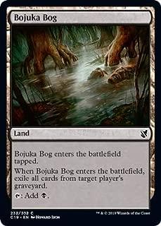 Magic: The Gathering - Bojuka Bog - Commander 2019