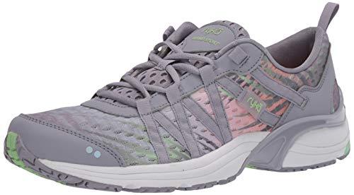 RYKA Women's Hydro Sport Training Water Shoe, Lilac Grey, 11 US medium