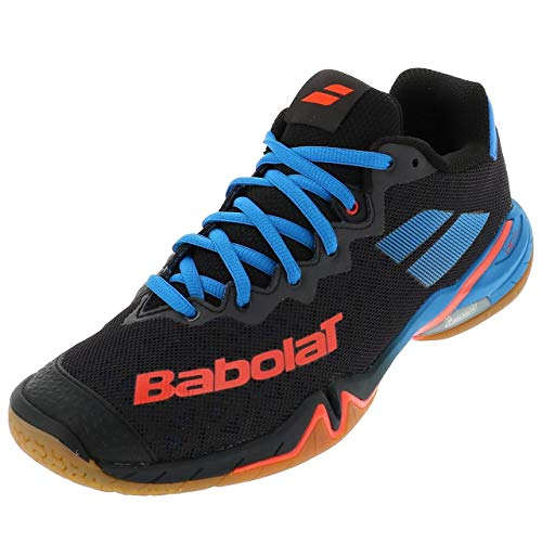 Babolat Herren Shadow Tour Men Badmintonschuhe, Negro, 42.5 EU