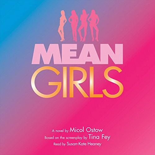 Mean Girls audiobook cover art