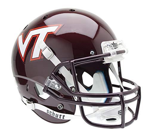 NCAA Virginia Tech Hokies Replica XP Helmet