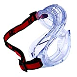 BABIFIS 3M Gafas de Seguridad Anti-Choque PC Lente Gafas Anti-Salpicaduras...