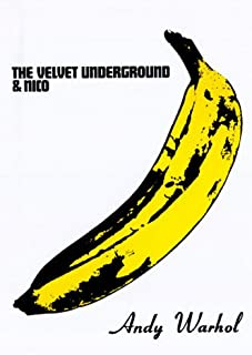 Bruce Teleky Velvet Underground and Nico - Banana by Andy Warhol 36