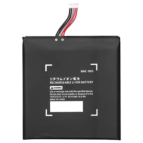 HAC-003 Battery Replacement for Nintendo Switch 2017 Game Console HAC-001 HAC-003 HAC-S-JP EU-C0 HAC-A-BPHAT-C0