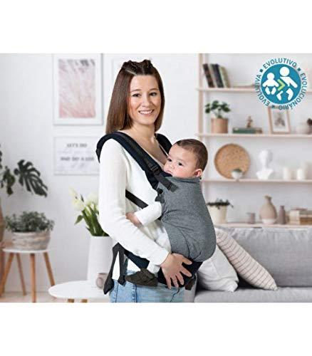 Kiokids C/C. Porta-Bebés Evolutivo - Mochilas portabebé, unisex