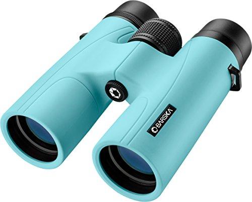 Barska 10x42mm Crush Binoculars, Breeze Blue