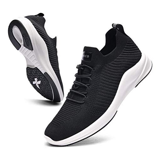 Ahico Chaussures de Sport à la Mode pour Hommes sans...