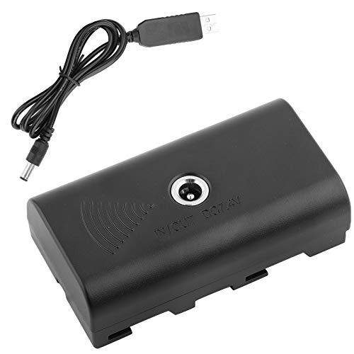 Dummy-Akku-Kupplung für F550 F570 F770 F750 F970 F990 mit USB-Kabel Dummy-Akku