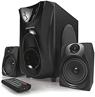 Creative E2400 Home Theater System,Black, 340 Grams
