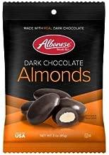 Albanese Dark Chocolate Almond 3oz Candy, Snack, Self Care